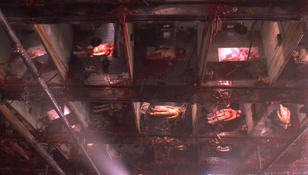 """The Charnel Hospital from """"Mad God - Chapter 3."""""""