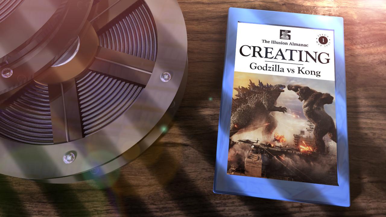 The Illusion Almanac: Godzilla vs Kong