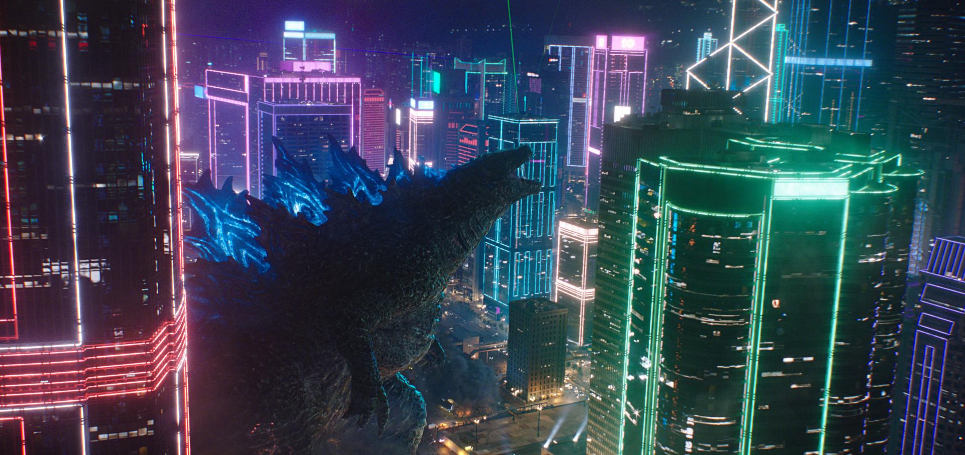 Godzilla vs Kong - visual effects by MPC