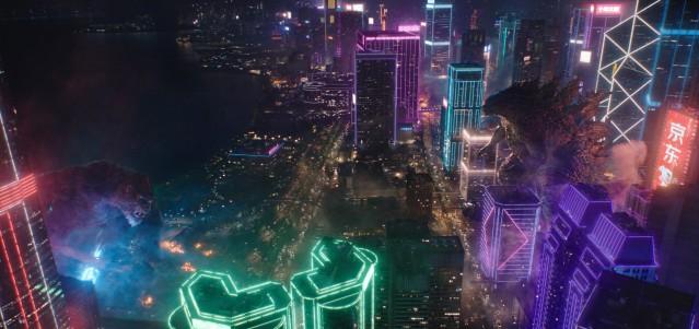 """""""Godzilla vs Kong"""" - visual effects by MPC"""