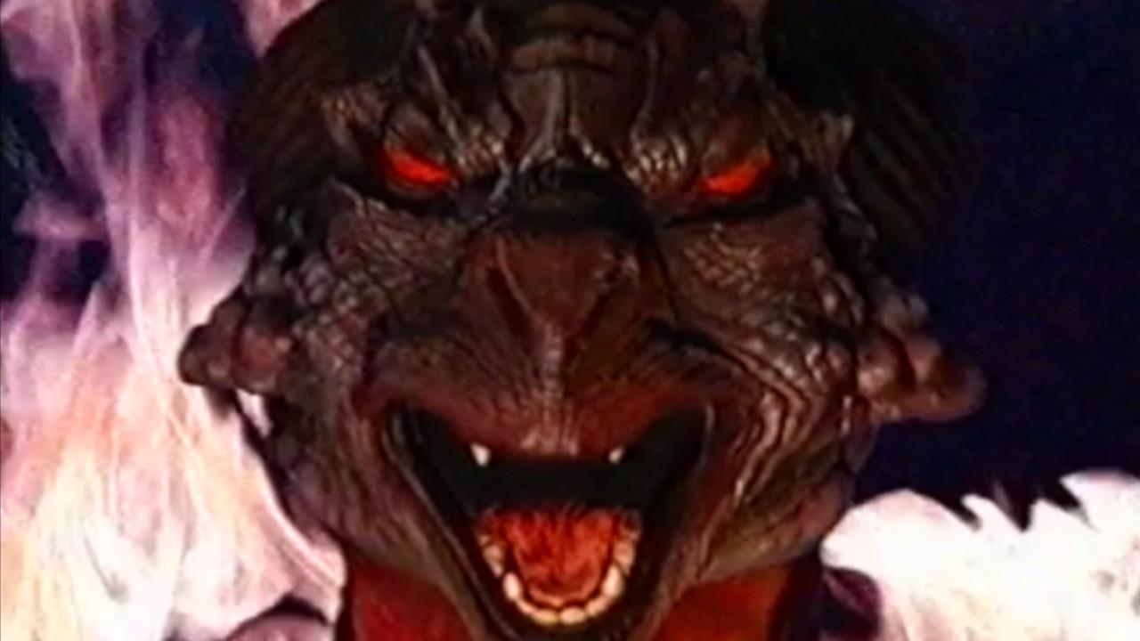 "Wraith, from the abandoned movie adaptation of ""Dragoncharm"" by Graham Edwards"