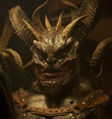 The molluck demon from Fire City