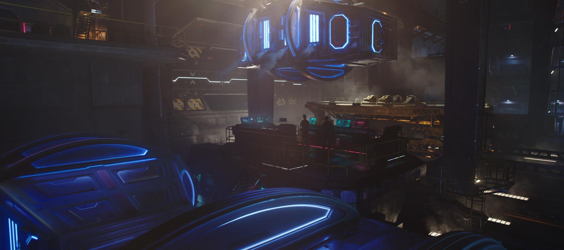 """""""Godzilla vs Kong"""" - visual effects by Luma"""