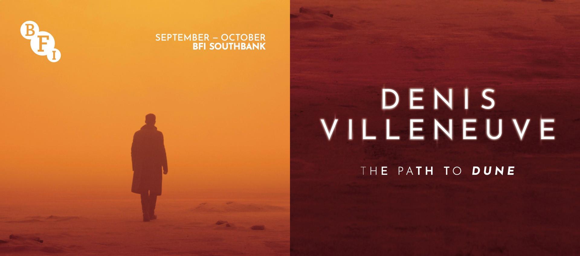 Denis Villeneuve: The Path to Dune at BFI Southbank