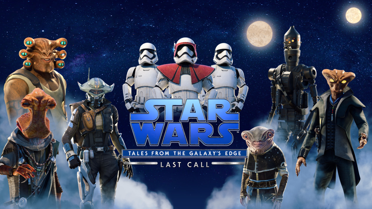 Star Wars: Tales from the Galaxy's Edge - Last Call